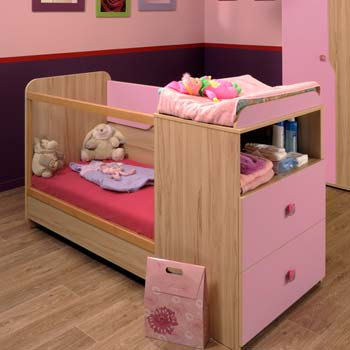 parisot meubles baby cots and cot beds. Black Bedroom Furniture Sets. Home Design Ideas