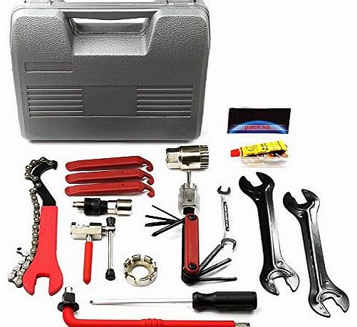 Bike Bicycle Repair Tools Tool Kit Set