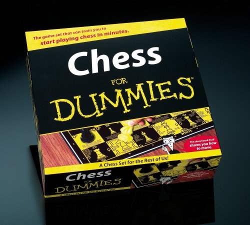 Paul Lamond Games Chess For Dummies product image