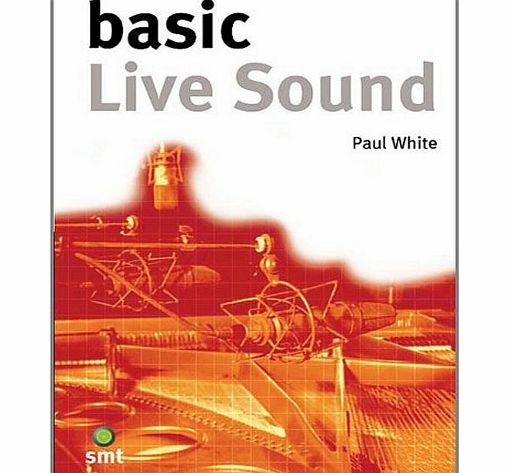 Paul White Basic Live Sound product image