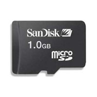 1GB Micro SD Memory Card