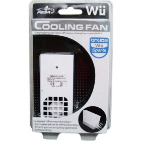 Pega Wii Cooling Fan for Nintendo Wii