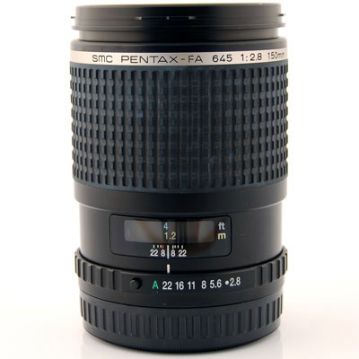 150mm f/2.8 SMC IF FA 645 Lens