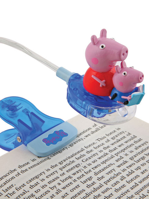 peppa pig night light instructions