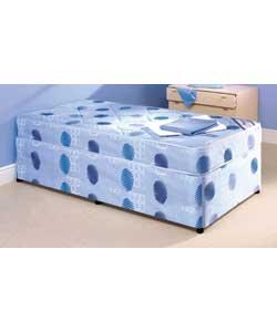 Perfecta beds divan beds for Junior divan bed