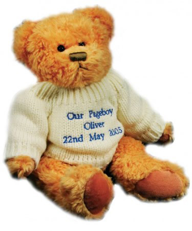 Classic Tatty Teddy Blue