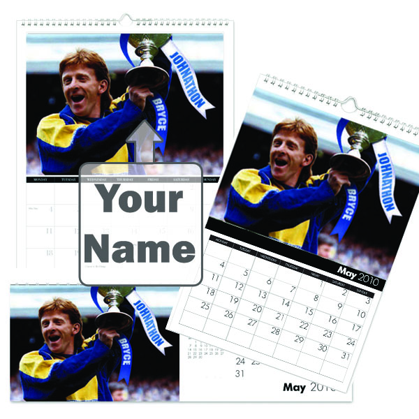 Leeds Legends Calendar A4