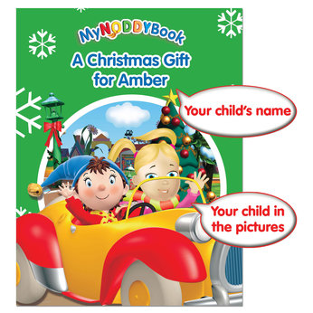 Noddy Book: A Christmas Gift For