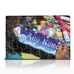 Personalised Painting Jigsaw product image