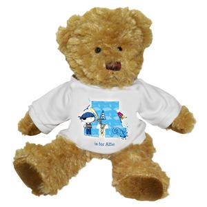Personalised Pirate Letter Teddy product image