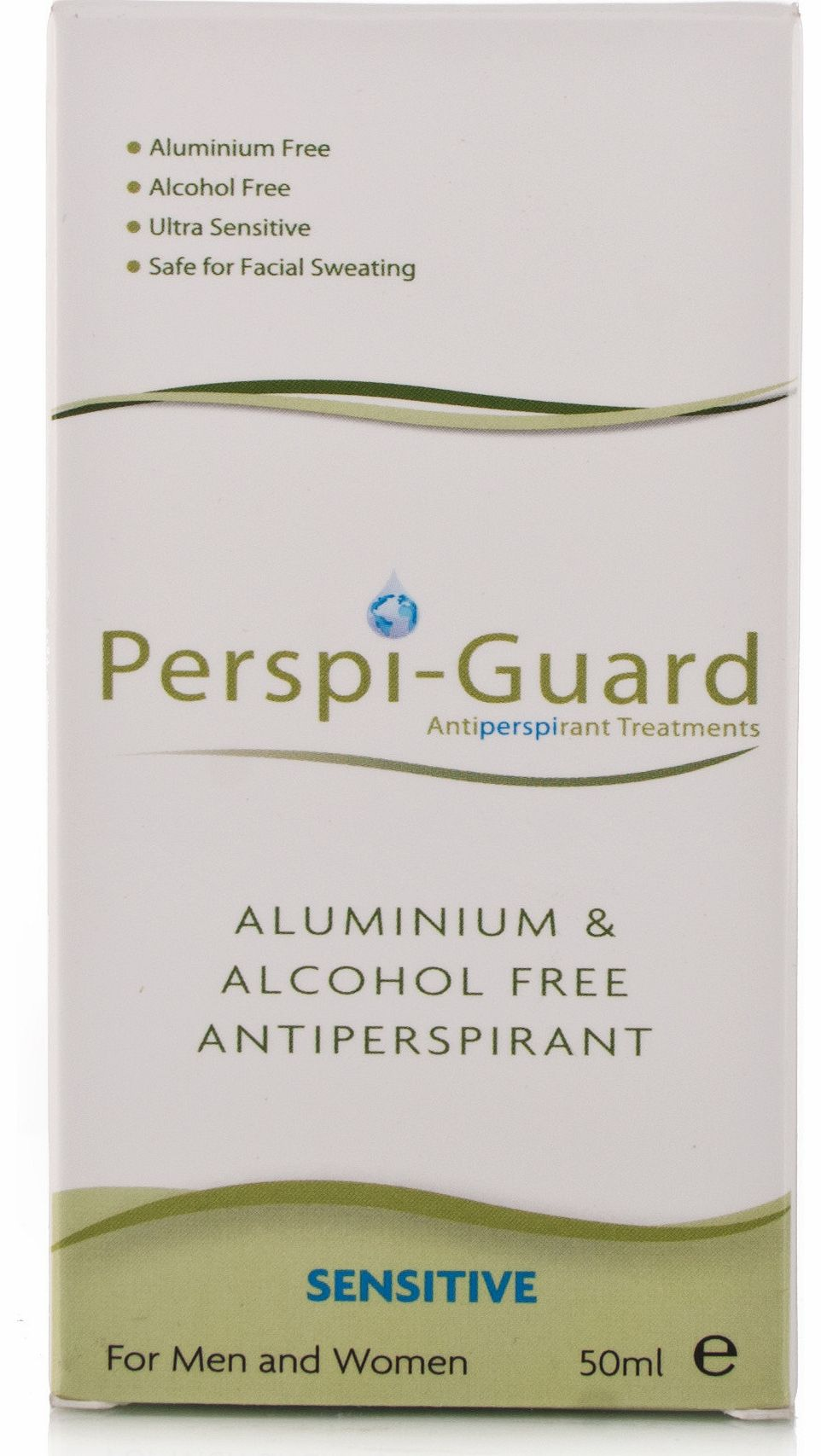 Gel Antiperspirant Sensitive