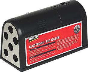 Pest-Stop, 1228[^]76836 Electronic Rodent Killer 76836