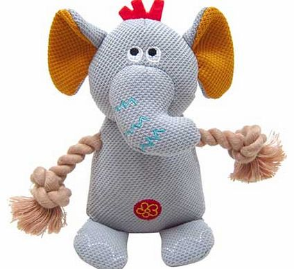 Happy Pet Wiggly Giggly Mini Ball Dog Toy