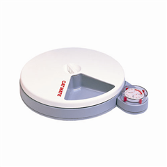 cat mate food timer instructions