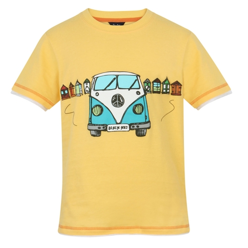 Peter Storm Boys Camper Surf T Shirt Review Compare