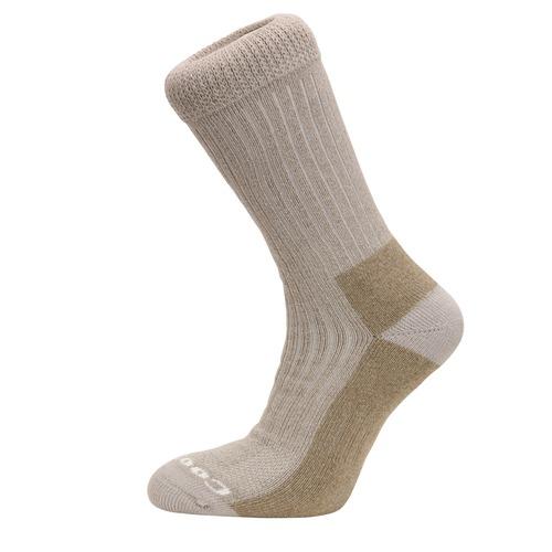 Peter Storm Unisex 2 Pair Coolmaxandreg;/Cotton Socks