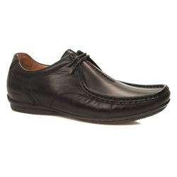 PETER WERTH Centre Seam Casual lace up shoe from Peter Werth. This style has a leather upper which s - CLICK FOR MORE INFORMATION