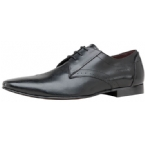 Mens Lace-Up Shoe Black