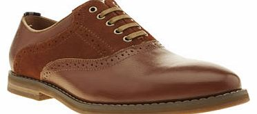 mens peter werth tan nesbitt saddle shoes