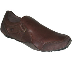 Casual loafer from Peter Werth.  Mostly leather up - CLICK FOR MORE INFORMATION