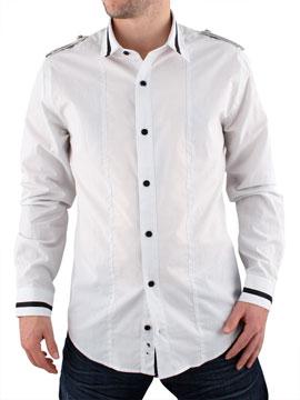Mens White Dress Shirts on White Front Seam Shirt Peter Werth Peter Werth Shirts