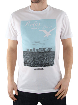 Peter Werth White Relax T-Shirt product image