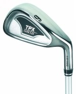 Golf TPX Irons 3-PW Steel