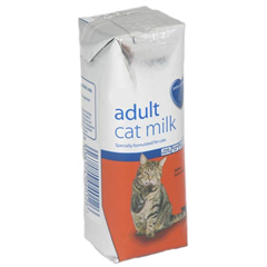 Cat Milk 250ml for Adult Cats by Pets at Home