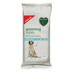 Dog Wipes 10 Pack by Pets at Home