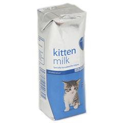 Kitten Milk 250ml by Pets at Home