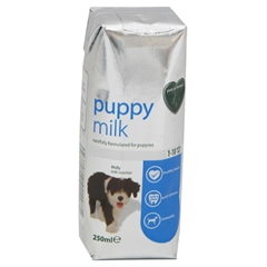 Puppy Milk 250ml by Pets at Home