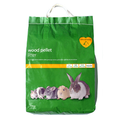 Small Pet Wood Litter 7Ltr by Pets at Home