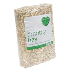 Timothy Hay 1kg by Pets at Home