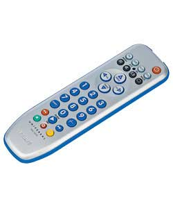 PHILIPS 4-Way Remote Control