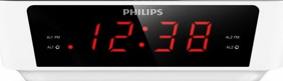clock radios philips aj. Black Bedroom Furniture Sets. Home Design Ideas