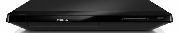 Philips BDP2180/05 Blu-ray 3D/DVD Player (New for 2013)