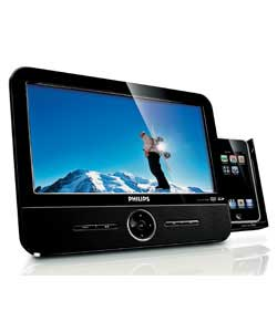 philips DCP951 Portable DVD and i-Pod Player