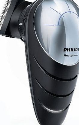 Philips DIY Hair Clipper QC5570/13 with 180 Degree Rotation for Easy Reach