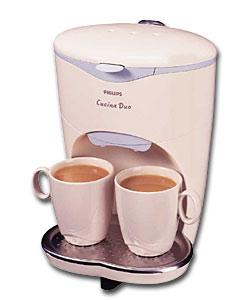 cucina duo tea and coffee maker