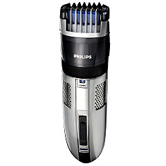 philips rechargeable vacuum beard trimmer shaver review compare prices bu. Black Bedroom Furniture Sets. Home Design Ideas