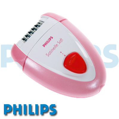 Philips Satinelle Soft Gentle Hair Removal product image