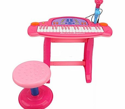 Piano Kids Childrens Electronic 36 Key Keyboard Piano With