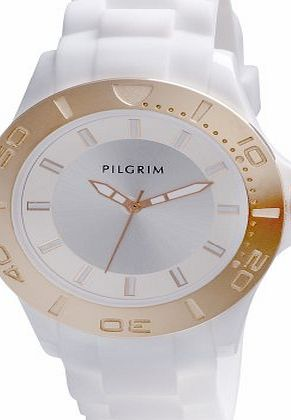 Pilgrim Womens Quartz Watch 701324002 701324002 with Rubber Strap product image