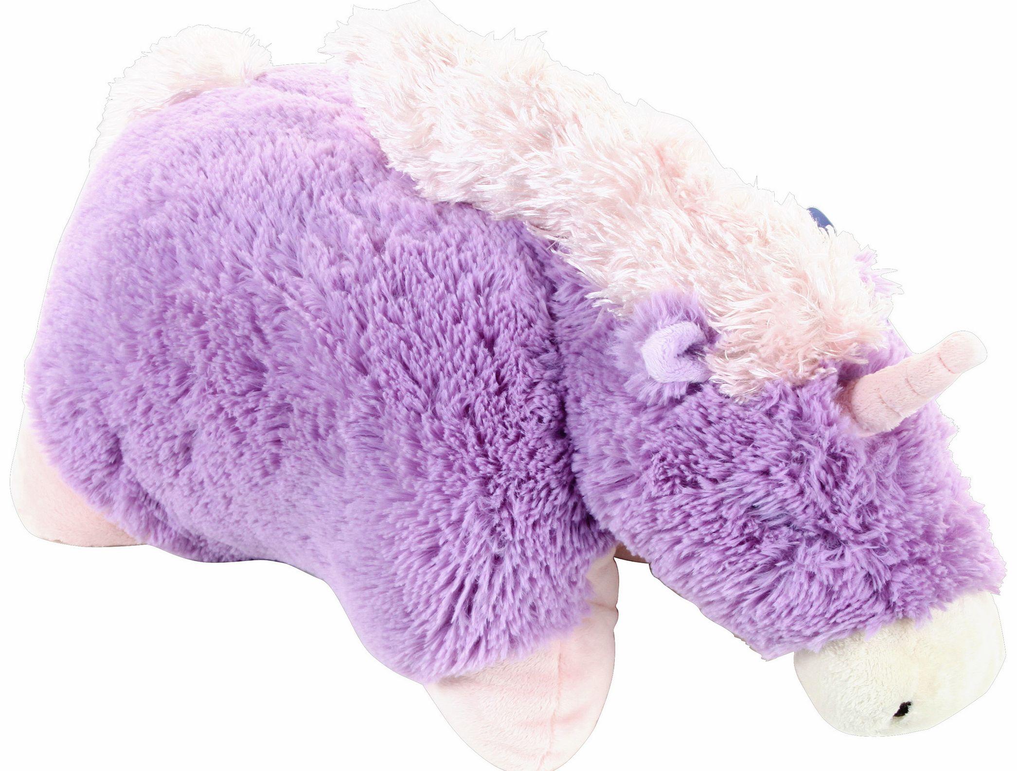 Unicorn Pillow Pet Rainbow