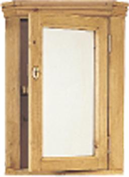 Pine Corner Shelf - DIY Woodworking Projects