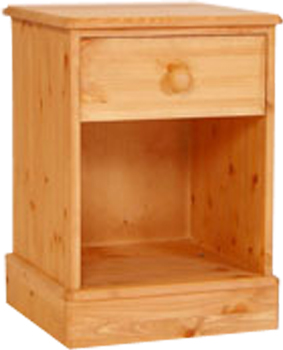 THE ONE RANGE IS SOLID PINE WITH DOVETAILED DRAWERS. DRAWERS AND WARDROBE/BOOKCASE BACKS ARE TONGUE AND GROOVE. AVAILABLE IN A WAX OR HARD WEARING SEMI MATT LACQUERED FINISH IN COUNTRY PINE STAIN FROM THE ONE RANGE.FULLY ASSEMBLED AND BRITISH MADE. - CLICK FOR MORE INFORMATION