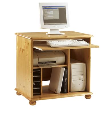 pine PUTER DESK CORNDELL HARVEST puter Desk review