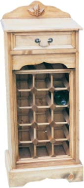 Wine Rack 15 Bottle