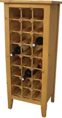 Wine Rack 24 Bottle