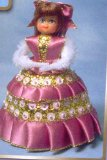 Sequin art, Pinflair Doll - Isabella